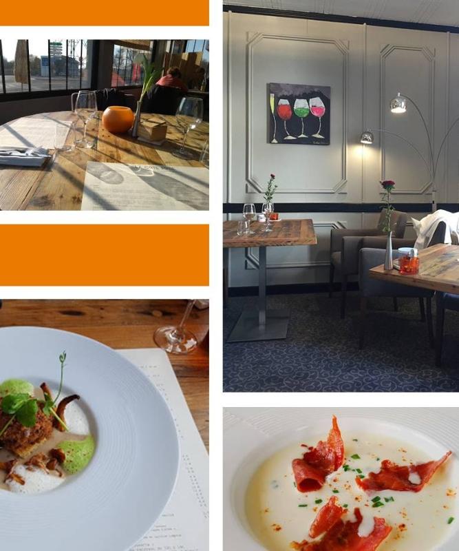 Le Restaurant - La Cote Rotie - Restaurant La Rochelle